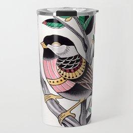 Design Bird Travel Mug