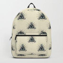 All Seeing Eye Backpack