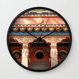 Main entrance tibet decoration ornaments. Wall Clock