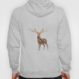 Timber Stag Hoody