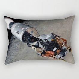 Puttin' on the brakes Rectangular Pillow
