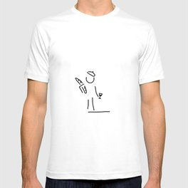 French person T-shirt