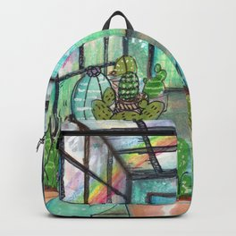 cactus are awesome Backpack