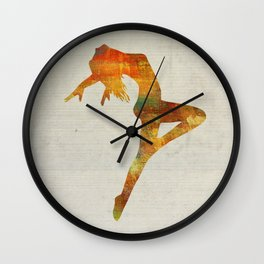 On her majesty's service Wall Clock
