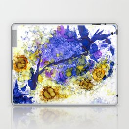 Birth of a Raven Laptop & iPad Skin
