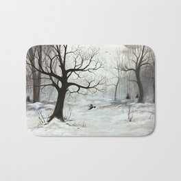 Winter meeting Bath Mat
