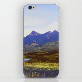 The Cuillin Hills iPhone Skin