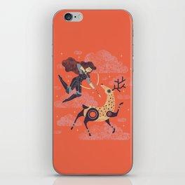 The Huntress iPhone Skin