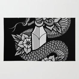 Snake & Dagger Rug