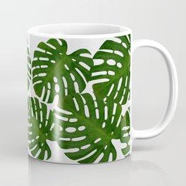 Monstera Leaf I Coffee Mug