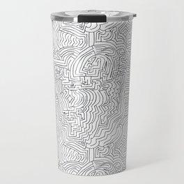 labyrinthe Travel Mug