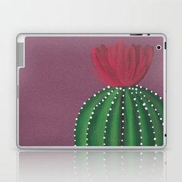 Flowering Cactus Laptop & iPad Skin