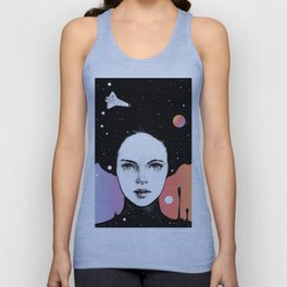 If You Were My Universe Unisex Tank Top