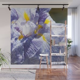 The love of the Iris by Teresa Thompson Wall Mural