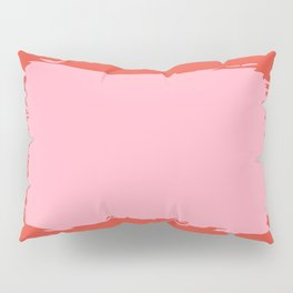 Crimson Swatch Pillow Sham