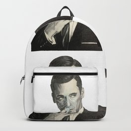 Don Draper's Blue Smoke Backpack