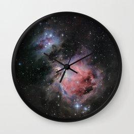 Orion Nebula #2 Wall Clock