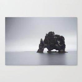 Sea stack Canvas Print