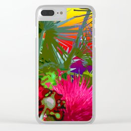 Friday's Hike Clear iPhone Case