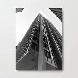 New York Love Metal Print