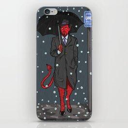 Hail, Satan iPhone Skin