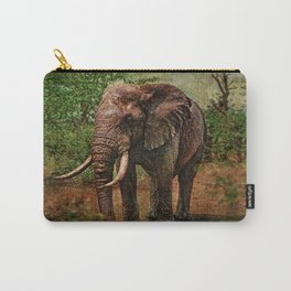 Rembrandt the Elephant Carry-All Pouch