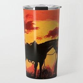 Red 2 Travel Mug