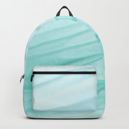 Seawall-blue and white Backpack