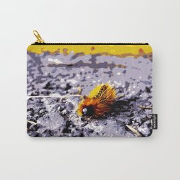Caterpillar in the Morning Carry-All Pouch