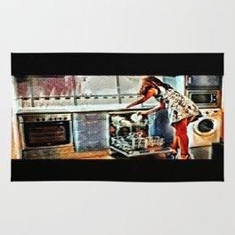 Dishwasher Safe Rug