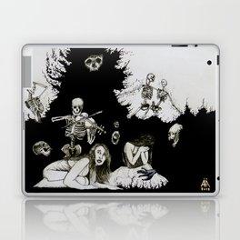 Quod Sumus Hoc Eritis Laptop & iPad Skin