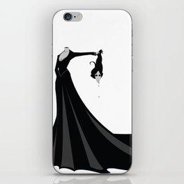 Béatrice Beheaded iPhone Skin