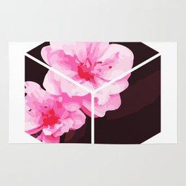 Peach Blossom Hoa Dao Tet Vietnam Rug
