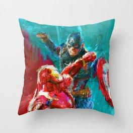 CIVIL WAR EPAP Throw Pillow