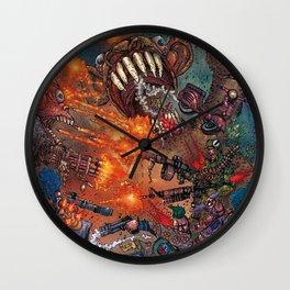 THE FUCKING FROGMAN RAGE! Wall Clock