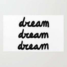 Dream Dream Dream Rug