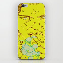 Pariah. iPhone Skin