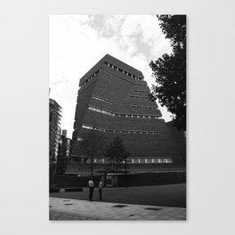 Tate Modern Art Canvas Print
