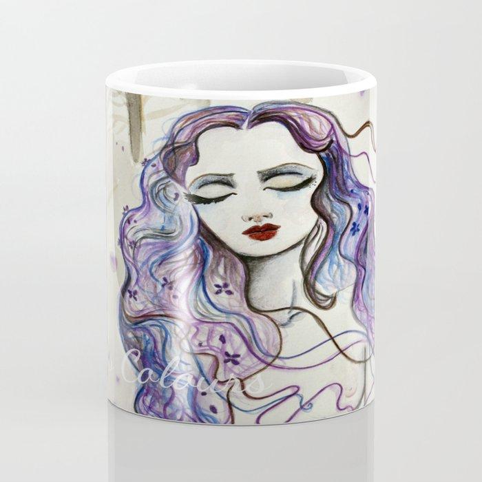Ortensia Coffee Mug