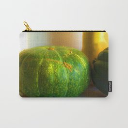 Bright Kobocha Carry-All Pouch