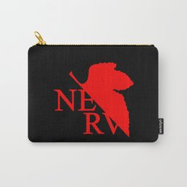 Nerv Logo Carry-All Pouch