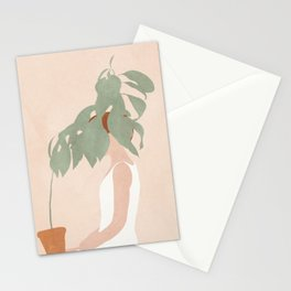 Lost in Leaves Stationery Cards