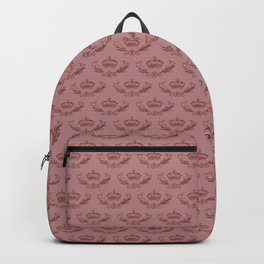 We Are Royal - Mocha Berry Backpack