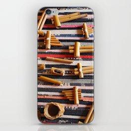 Azores islands handicraft iPhone Skin