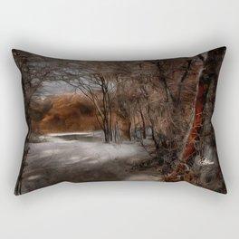 Danube II Rectangular Pillow