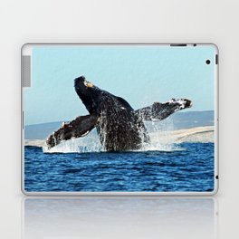 JUMP FOR JOY Laptop & iPad Skin