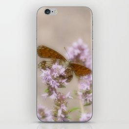 Butterfly – Nickerl's fritillary iPhone Skin