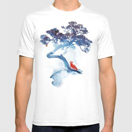 The last apple tree T-shirt