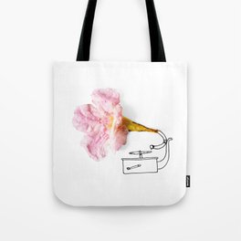 Victroflower Tote Bag
