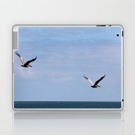 Pair of Pelicans Laptop & iPad Skin